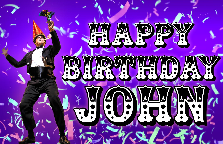 happy birthday john images Happy Birthday John!   Pythonland happy birthday john images