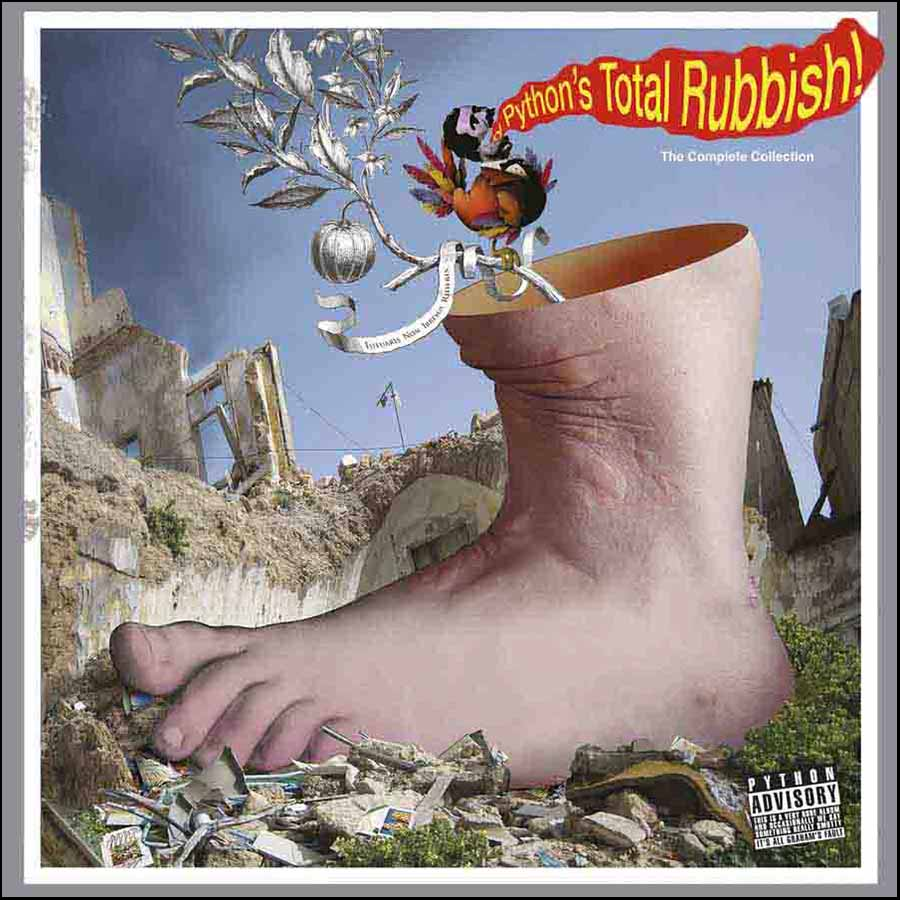 Monty Python S Total Rubbish The Complete Collection