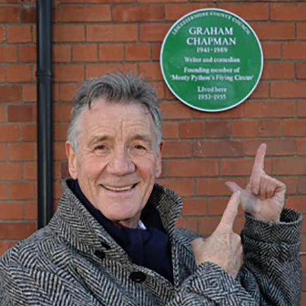 Graham Chapman king arthur